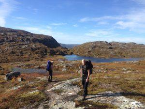 Glada gutter på tur i Steinkjer